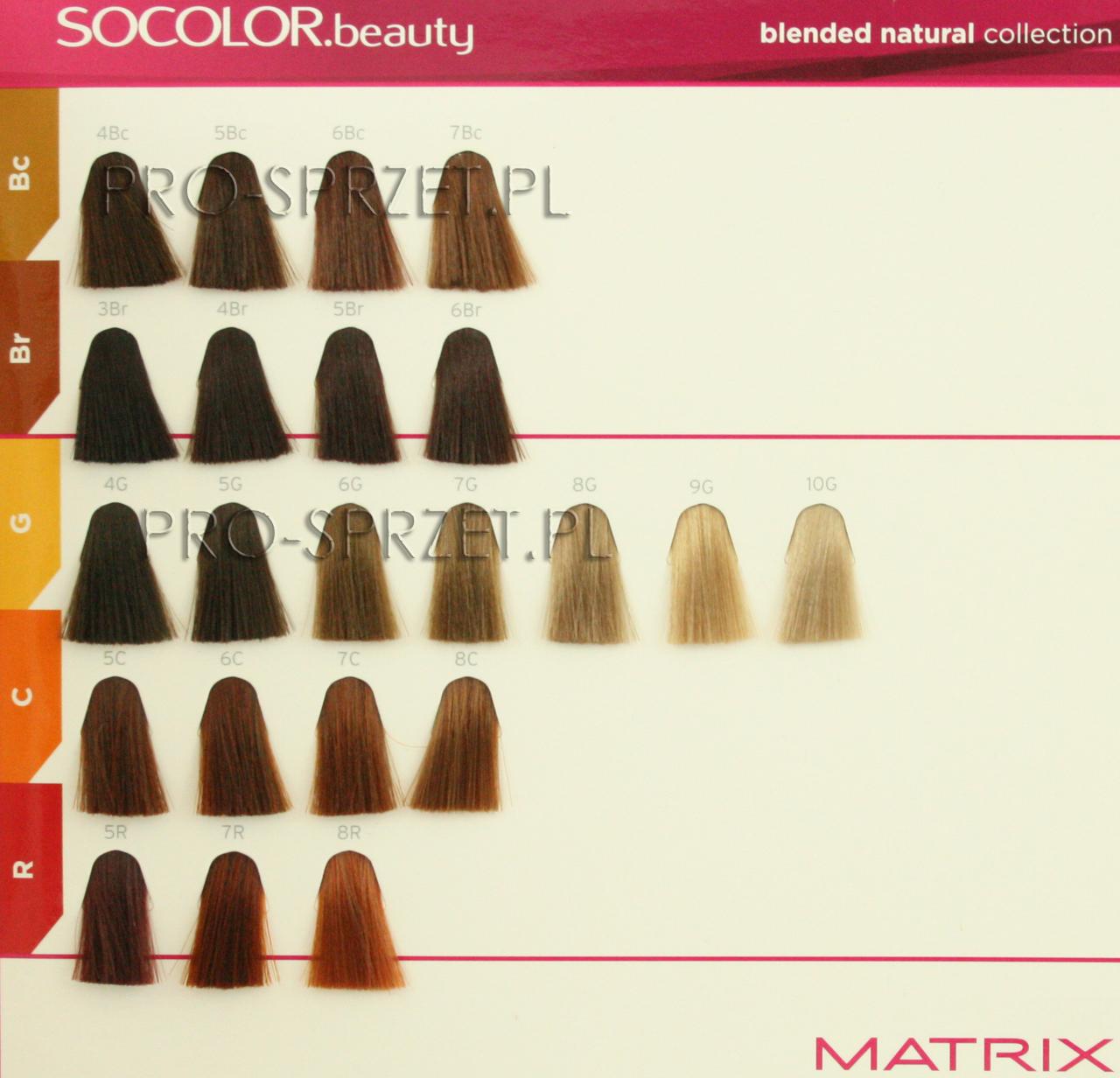 Farba Matrix Socolor Beauty 90ml