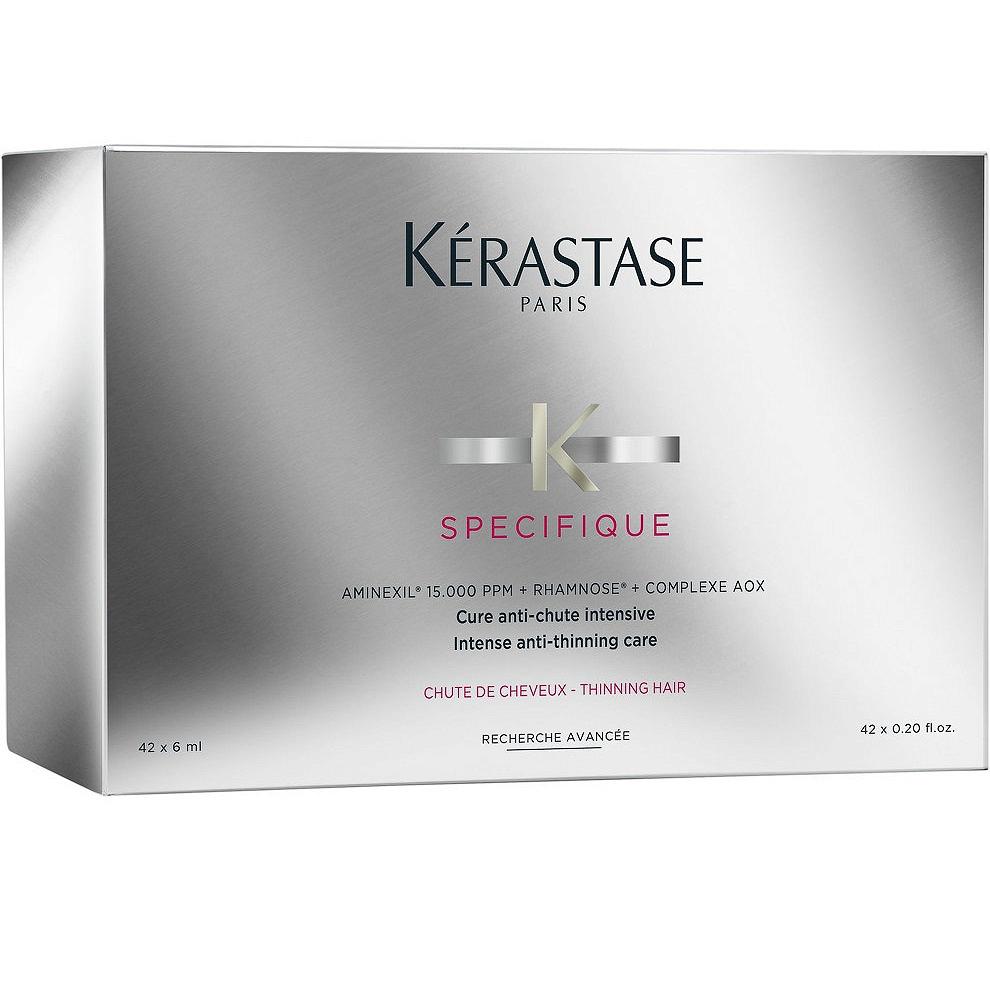 kerastase aminexil specifique kuracja przeciw wypadaniu włosów 42x6ml