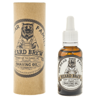 Olejek Mr. Bear Shaving Oil do golenia brody 30ml