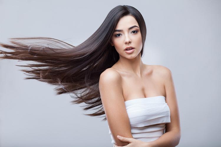 cienkie włosy