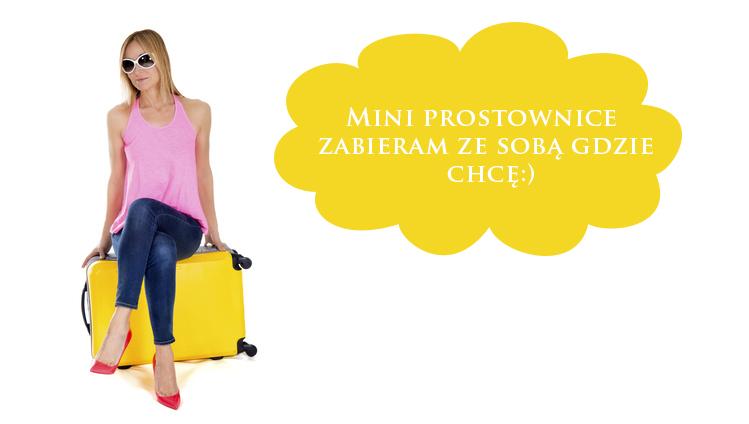 mini prostownica